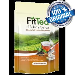 FitTea شاي التخسيس خلال 28 يوم