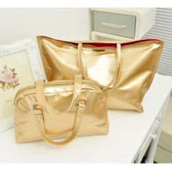 حقيبة حمل كتف كبيرة -حقيبة داخل حقيبة